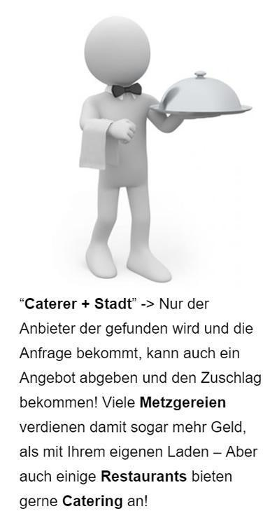 Caterer-SEO in  Forst