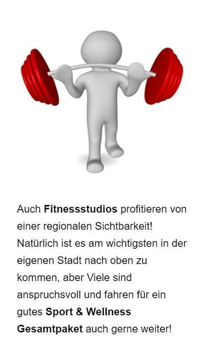 Fitnessstudio Googlewerbung in  Brandenburg