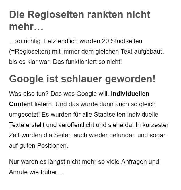 Google lokale Seiten Erstellung in  Landsberg (Lech)