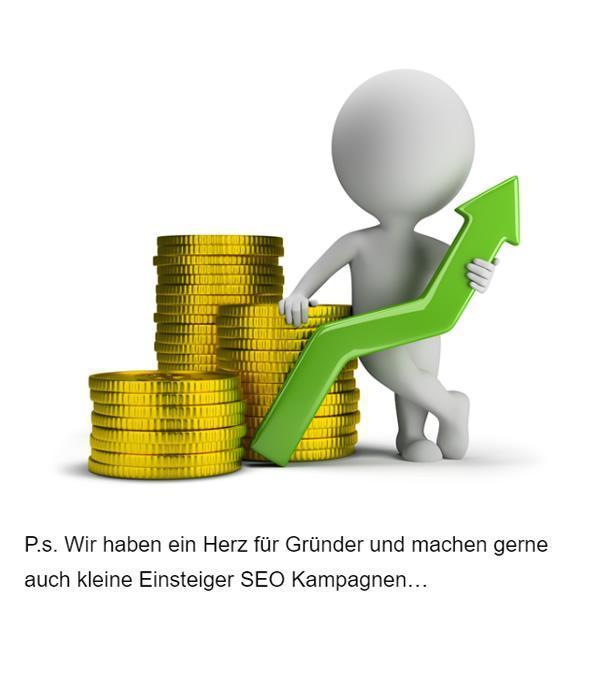 SEO, Suchmaschinenoptimierung für Gründer für  Deutschland