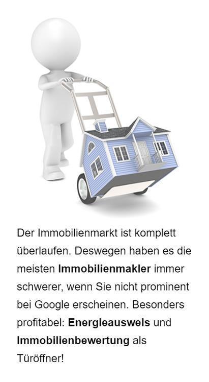 Immobilienmakler Googleoptimierung in  Landsberg (Lech)