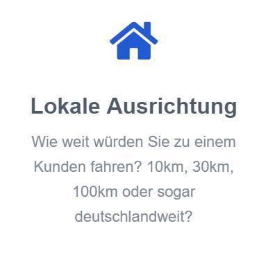 Werbeagentur mit lokaler SEO Ausrichtung für  Deutschland