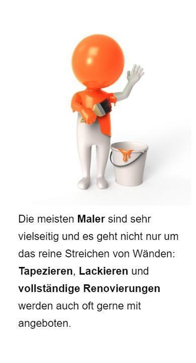 Maler Web Marketing in  Bayern