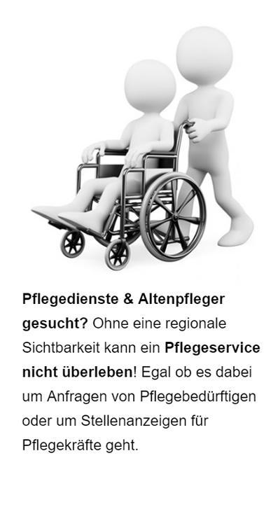 Pflegedienste Suchmaschinen Optimierung aus  Deutschland