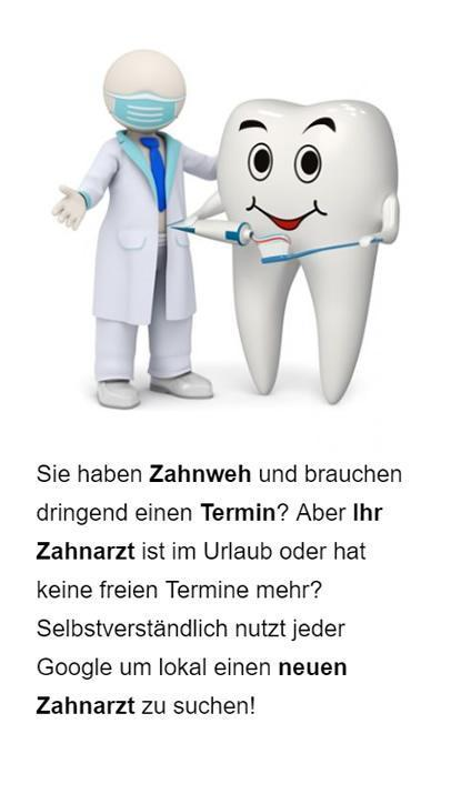 Zahnarztpraxis Marketing aus  Biberach